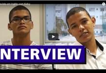 Entrevista em Inglês