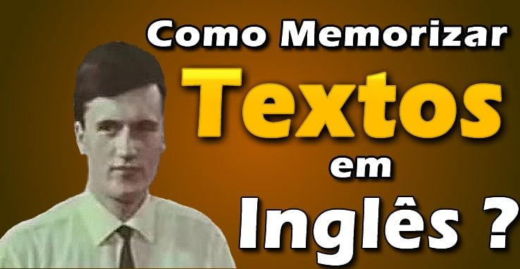 Armario Odontologico Com Pia ~ Como Memorizar um Texto em Ingl u00eas?